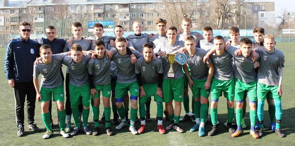 «Торпедо» (U-16) – победитель зимнего кубка города Николаева