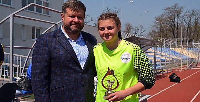 Николаевская женская сборная по футболу стала чемпионом Высшей лиги Украины WU-16
